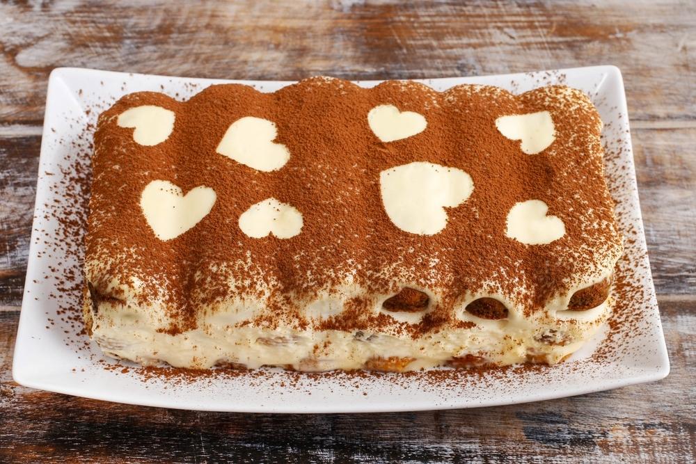 Tiramisu The Dessert of Lovers